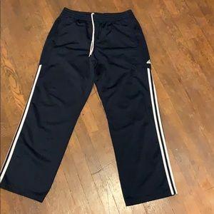 Adidas Blue Track Pants Size Large